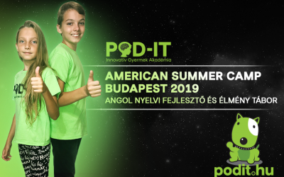 American Summer Camp Budapest 2019
